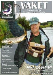 Stenungsunds Sportfiskeklubb - Medlemstidningen Vaket