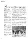 Stenungsunds Sportfiskeklubb - Medlemstidningen Vaket - Page 6