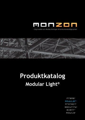 Produktkatalog - MonZon