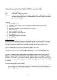 Referat af repræsentantskabsmøde i IOLR den 9 ... - Idestrup Info