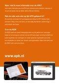 De APK: uw rechten en plichten - Page 7