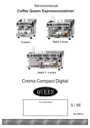 Crema Compact Digital - Crem International