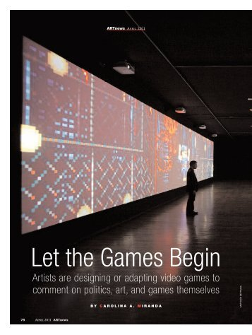 Let the Games Begin - C-Monster