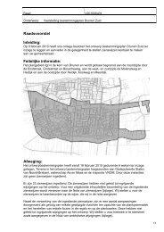 bestemmingsplan Drunen Zuid - Gemeente Heusden