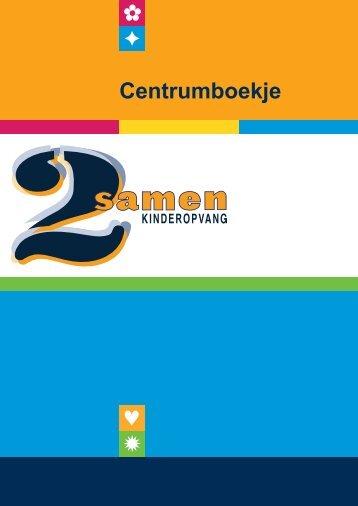 Centrumboekje - 2Samen