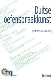 Duitse Oefenspr. Ed. 2004 - Campinia Media