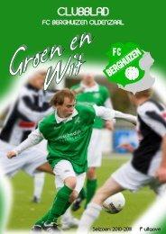 Seizoen 2010-2011; Dec nr 1 - FC Berghuizen
