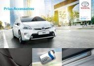 Prius Accessoires - Toyota Nederland