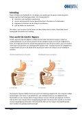 Voedingsrichtlijnen bij een gastric bypass - Page 2