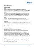 Voedingsrichtlijnen bij een gastric bypass - Page 5