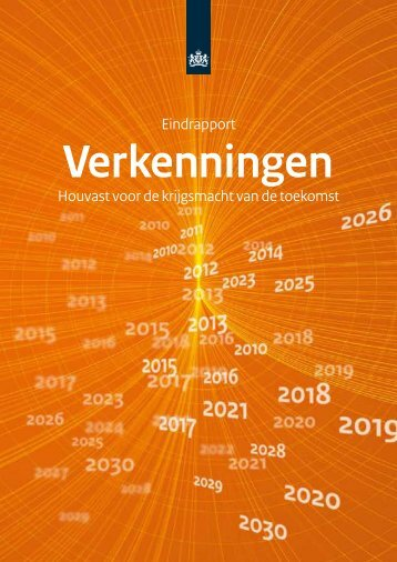 Rapport over toekomst verkenningen - Turnaround Communicatie