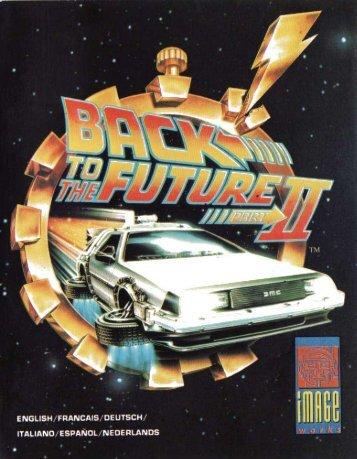 Regreso al futuro 2. Instrucciones (pdf)