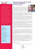 Magazine Leeftijd 2008 - HDB Assen - Page 2