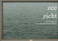 Zee Zicht, ontwikkelatelier mosselzaadinvanginstallaties