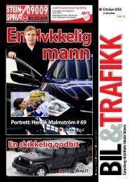 Bil & Trafikk - Gundersen Reklame