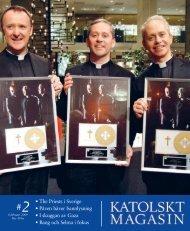 Om oss i Katolskt magasinet 2009/2 sid. 7-11 (.PDF) - Sankt ...