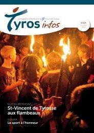 Télécharger le mag (.pdf) - Mairie de Saint Vincent de Tyrosse