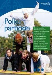 Polku partioon - Hämeen Partiolaiset ry - Suomen Partiolaiset