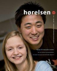 Hørelsen april 2007 - Høreforeningen