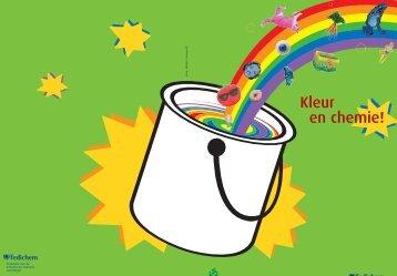 Kleur en chemie! Kleur en chemie! - Werk voor durvers