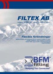 Ladda hem pdf - Filtex AB