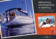 Läs mer här! - Navigare Yachting