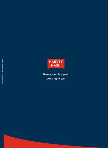 Annual Report & Accounts 2005 - Harvey Nash