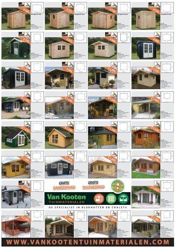 gratis dakbedekking gratis thuis bezorgd - Van Kooten Tuinmaterialen