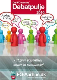 rapporten samlet for 2010 i pdf-format - FO-Aarhus