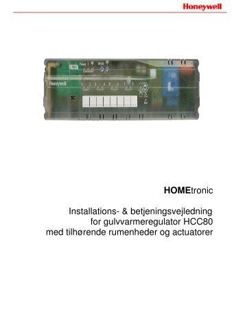 hcc80dkdanskbrugsanvisning (1.146,90 kb) - VVS Grossisten