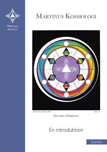 läsa eller ladda ned broschyren här - Martinus Institut