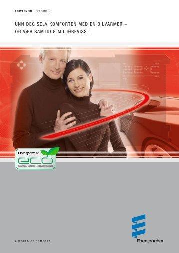 Parkeringsvarme til Personbil - Autoteam AS