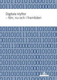 Digitala klyftor – förr, nu och i framtiden