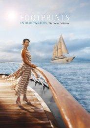 Download de volledige Footprints In Blue Waters Brochure