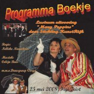25 mei 2008, Figi Zeist - Stichting KunstRijk