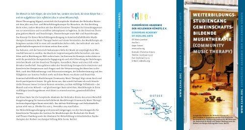 Detaillierte Informationen zum Ablauf und Konditionen finden Sie in ...