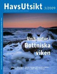 HavsUtsikt nr 3,2009 - Havet.nu