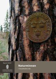 naturminnen i Stockholms län - Nynäshamns kommun