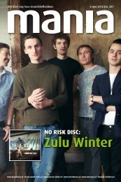 Zulu Winter - Platomania