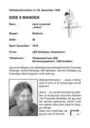 December: Jens Løvemod