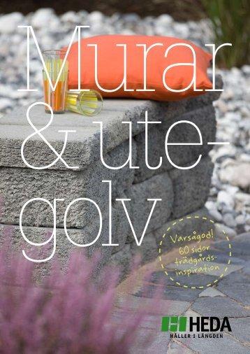 Murar & Utegolv - Heda