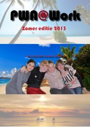 Zomer editie 2013 - Prins Willem-Alexanderschool