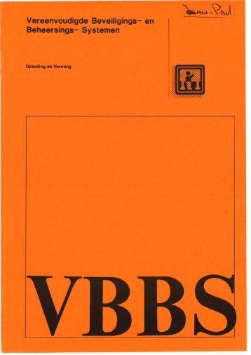 VBBS - IRSE-NL Nieuws