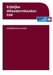 Erfelijke dikkedarmkanker: FAP - KWF Kankerbestrijding