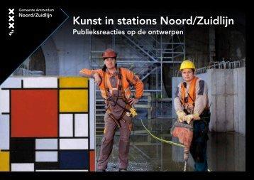 Kunst in de Metro: publieksreacties - Hierzijnwij.nu