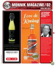mm2 - De Monnik Dranken