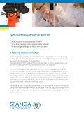 Poängplaner Naturvetenskap och Ekonomi - Spånga gymnasium - Page 7