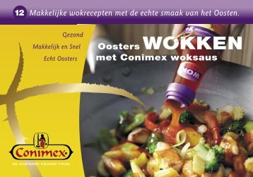 Echt oosters - Conimex