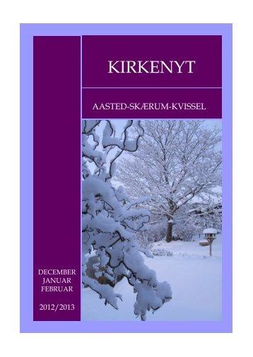 KIRKENYT - Hjemmeside