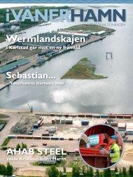 Wermlandskajen - Vänerhamn AB